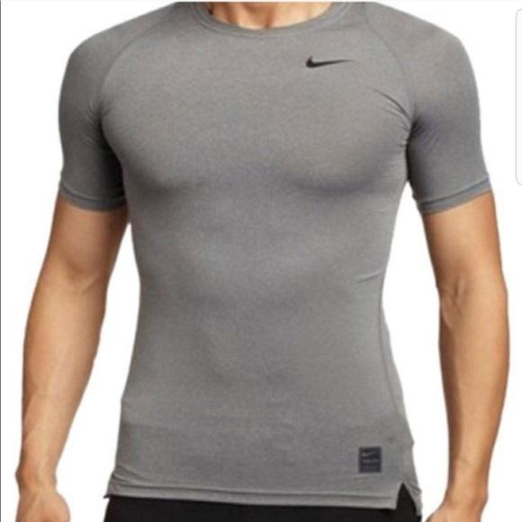 74e8ba33c296a Nike Shirts   Mens Pro Cool Compression Teeshirt Drifit   Poshmark